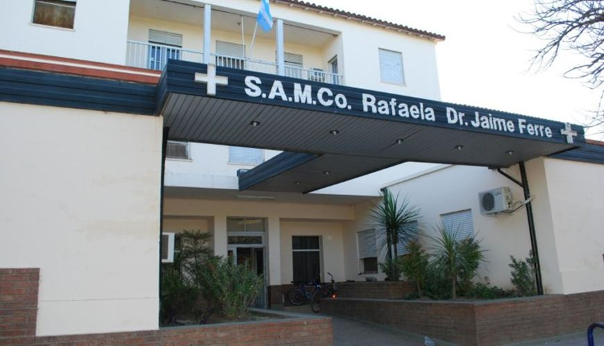 Hospital local Jaime Ferré